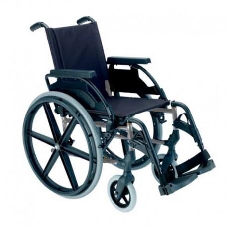 Silla ruedas manual alum. Breezy Premium